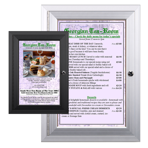 Enclosed-Outdoor-Menu-Cases